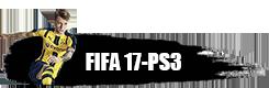 FIFA 17 PS3 Coins