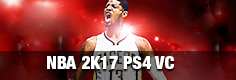 NBA 2K17 XBOX ONE VC Account