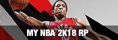 My NBA 2K17 RP