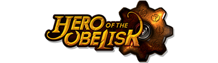 Hero of the Obelisk Gold
