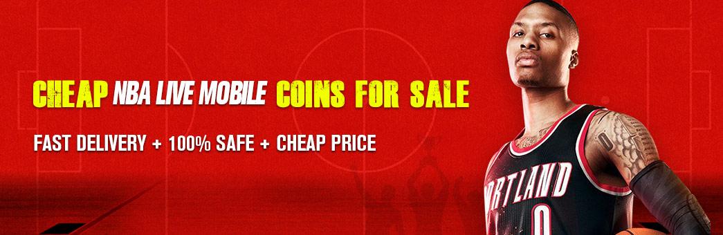 NBA Live Mobile Coins