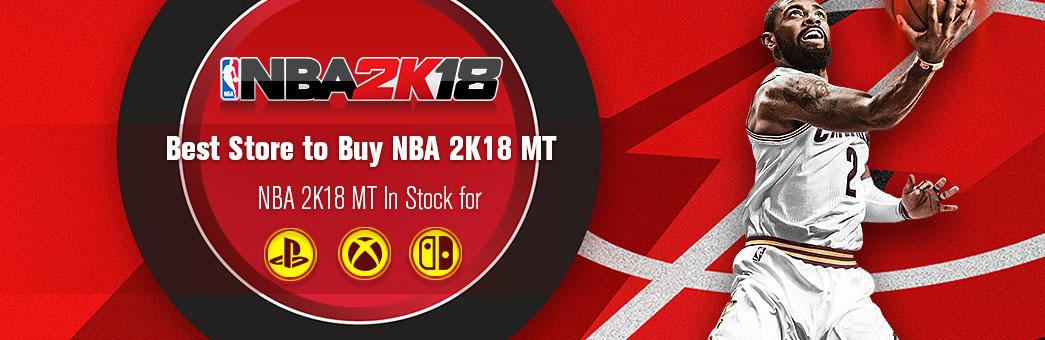 Buy NBA 2K18 MT
