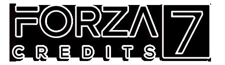 Forza 7 Credits
