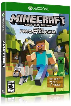 Minecraft - Xbox One Download Code