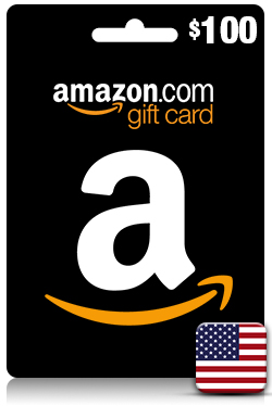 Amazon Gift Card 100 USD - [ US ]