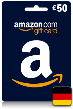 Buy Amazon Gift Card 50 Eur De For Cheap Price With Fast