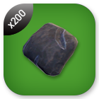 200x Coal