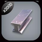 2000x Metal