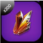 200x Sunbeam Crystal Tier 5
