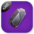 200x Silver Ore Tier 2