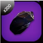 200x Obsidian Ore Tier 4