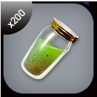 200x Fine-Grain Mineral Powder Tier 3