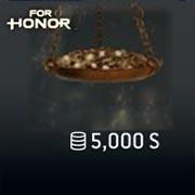 5000 FH Steel Credits