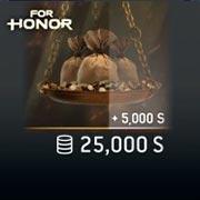 25000 FH Steel Credits