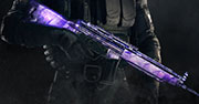 Amethyst weapon skin