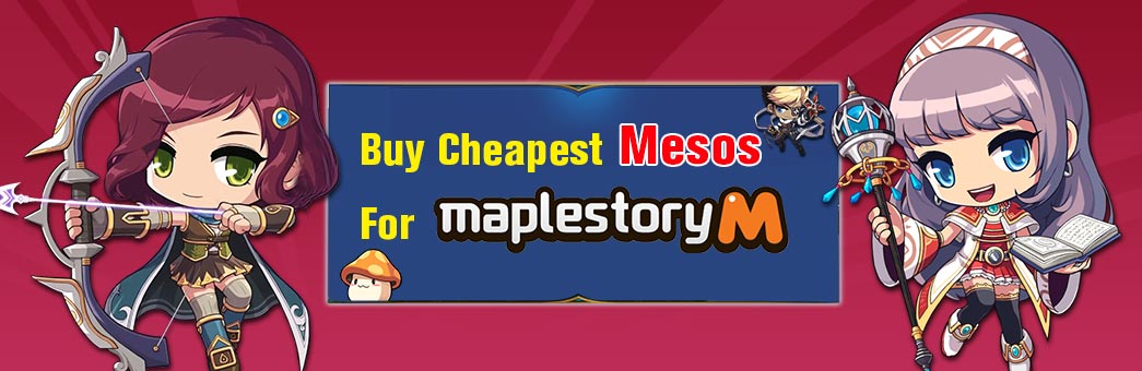 Cheap MapleStory M Mesos