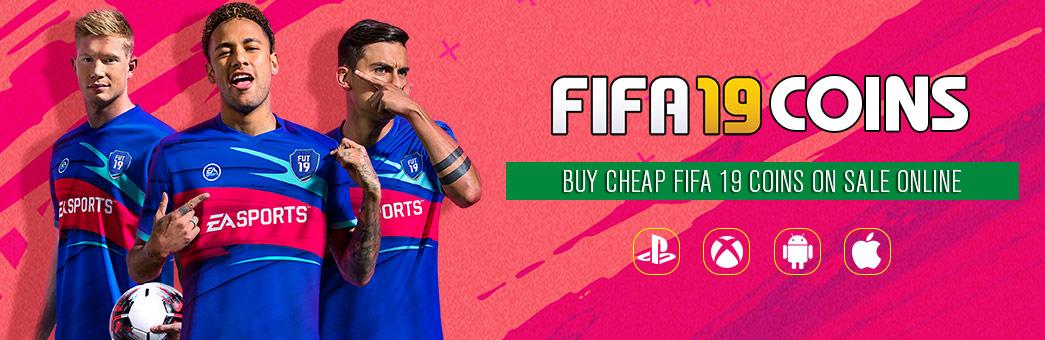 Buy FIFA 19 Coins