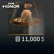 11000 FH Steel Credits