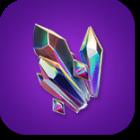 200x Rainbow Crystal-6 Stars