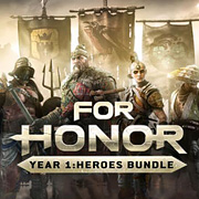 FOR HONOR YEAR 1 : HEROES BUNDLE