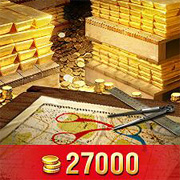 Serious Intentions(27000 Gold)