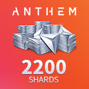 Anthem 2200 Shards Pack