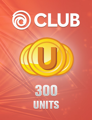 Ubisoft Club 300 Units
