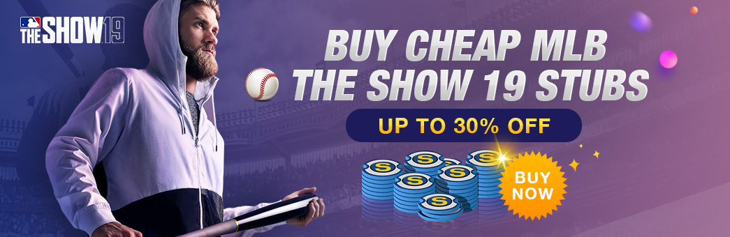 Buy Cheap MLB The Show 19 Stubs