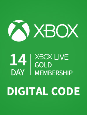 XBOX LIVE 14 Day GOLD