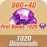 1020 Diamonds