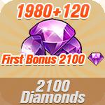 2100 Diamonds