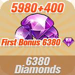 6380 Diamonds