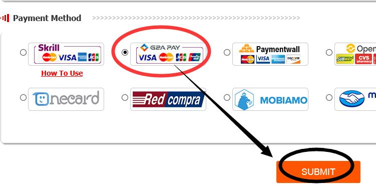 How To Use G2A PAY Or Paypal Top up To G2A Pay When Checkout