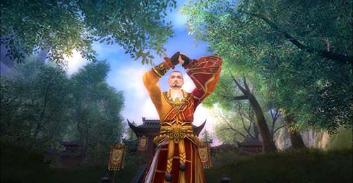 Age of Wulin Shaolin Guide