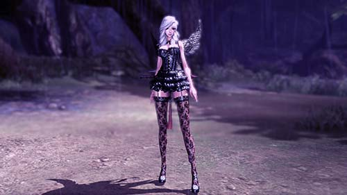 Blade & Soul Update Old Outfits by Cheap BnS Gold