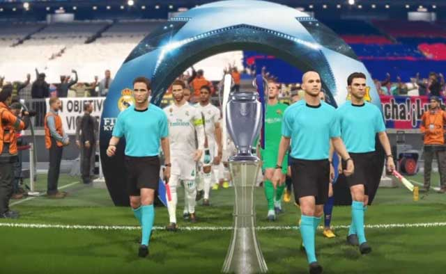 Champions League Will be in FIFA 19