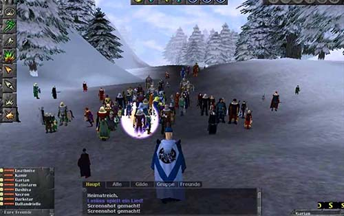 Dark age of camelot battle grounds