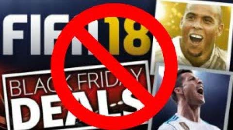 FIFA 18 Boycott Black Friday