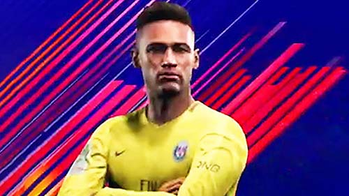FIFA 18 Neymar