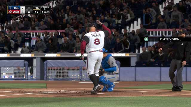 MLB The Show 18 Swings