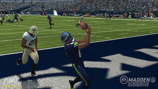 Madden Overdrive game