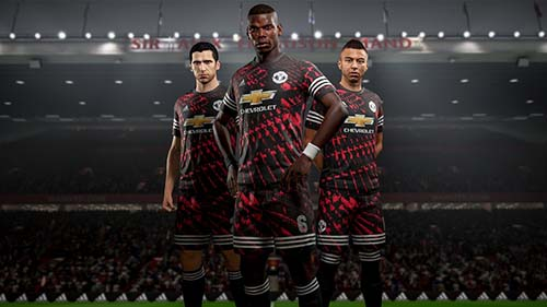 Manchester FIFA 18