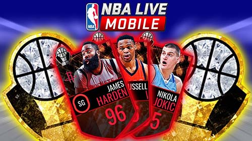 NBA Live Mobile 19 SG Competition