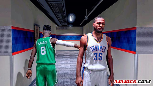 764de4b08ce NBA 2K17 Highlights Modes Refreshment The priority among priorities are  MyCareer mode