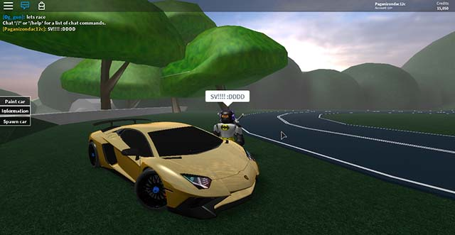 Roblox Guide How To Get A Car