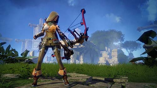 Skyforge PS4 Game