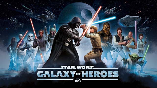 Star Wars-Galaxy Of Heroes