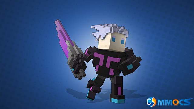 Trove Neon Ninja Introduction & Weapons Recommend
