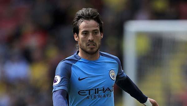 David Silva FIFA 18 TOTW 9
