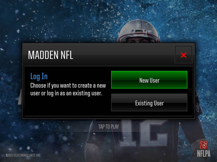 madden mobile account buy madden overdrive account cheap madden